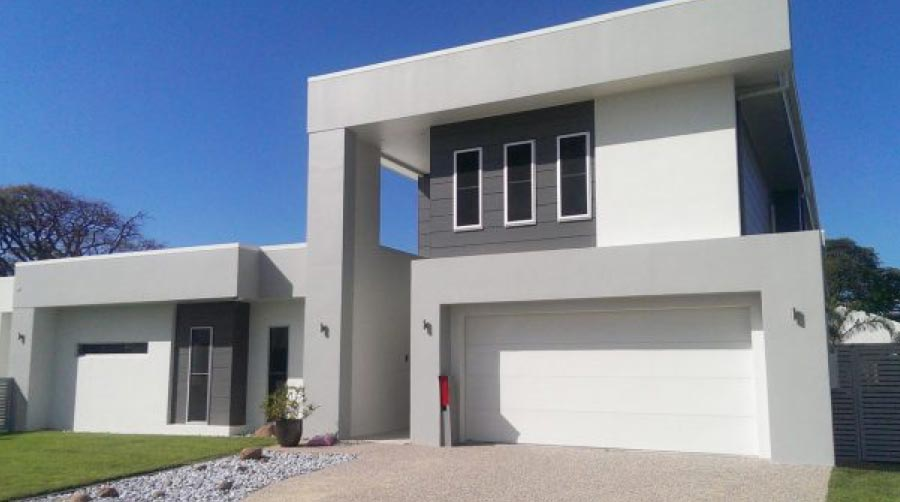 fancy sectional garage door in Perth