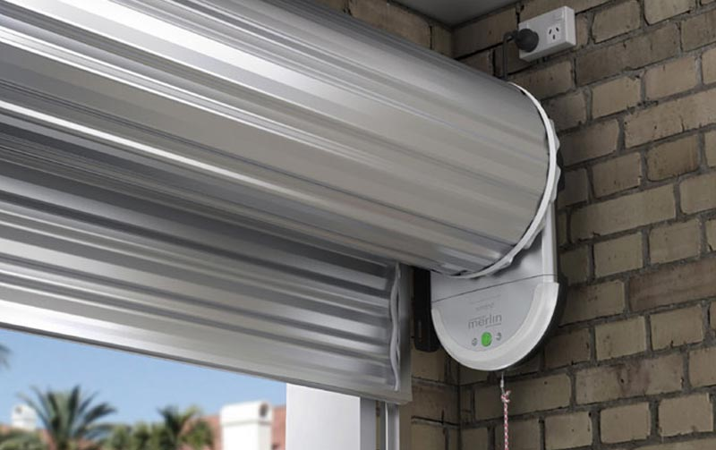 Merlin garage door motor in Perth