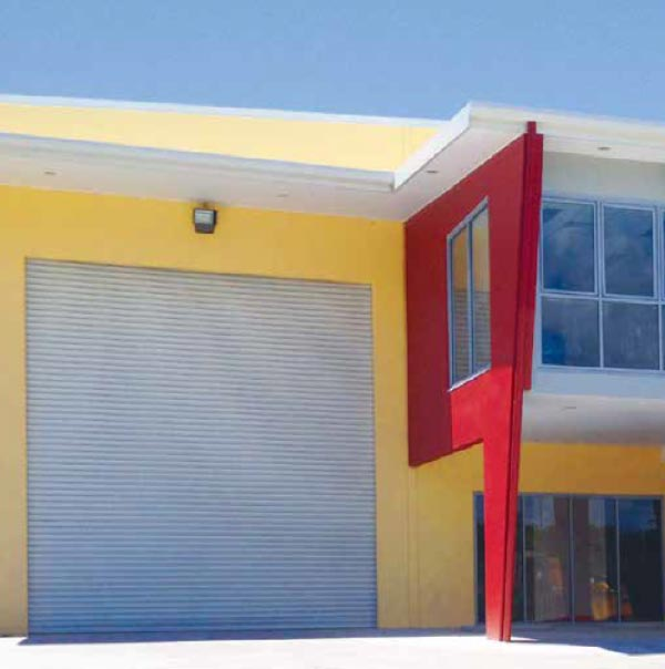 Perth commercial roller shutters