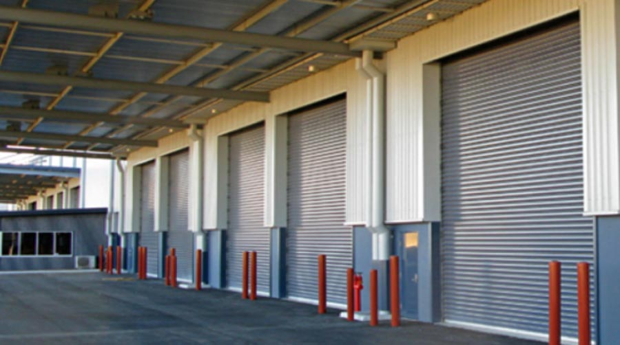 commercial roller shutters in Perth