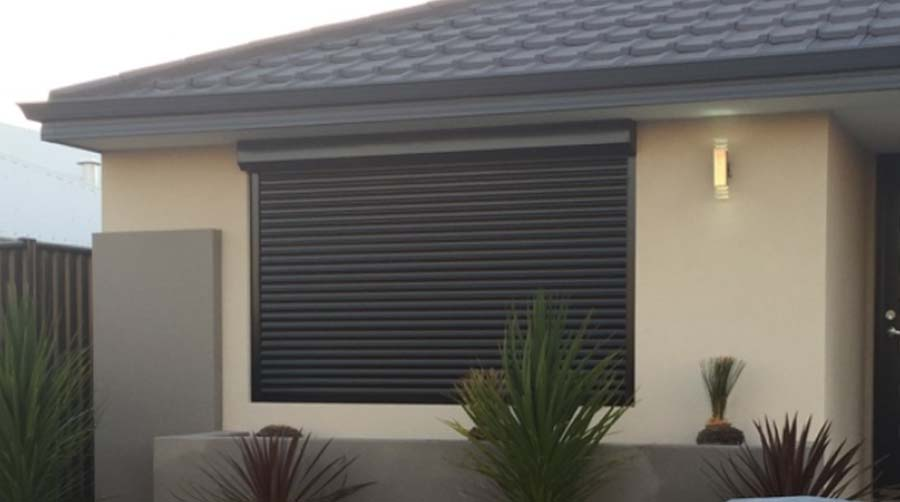 Perth residential roller shutters
