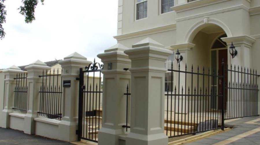 home security fence in Perth